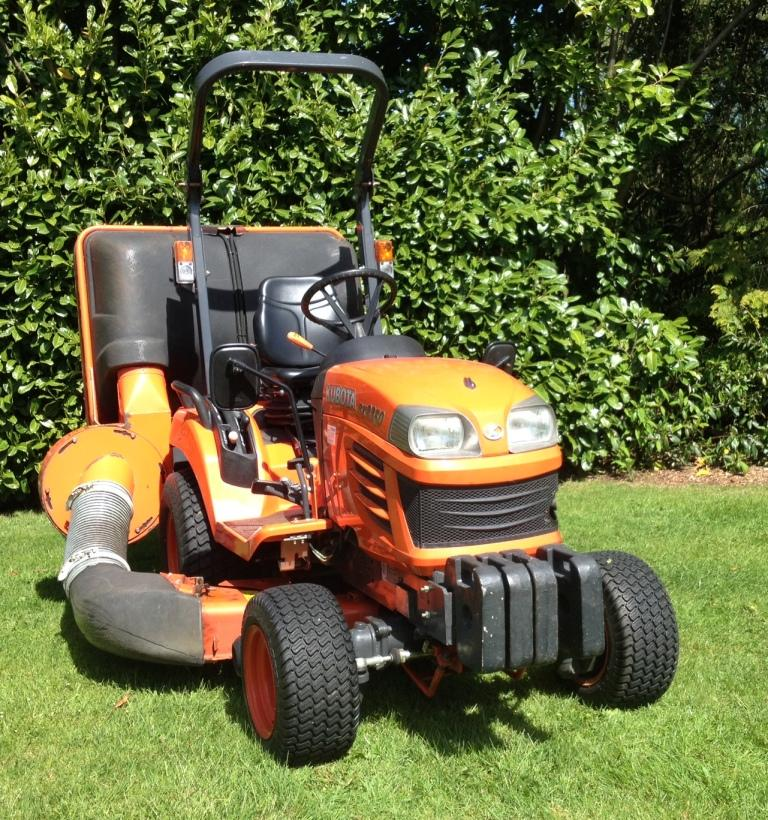 Used Machines | Oakley Garden and Estate Machinery | Frome